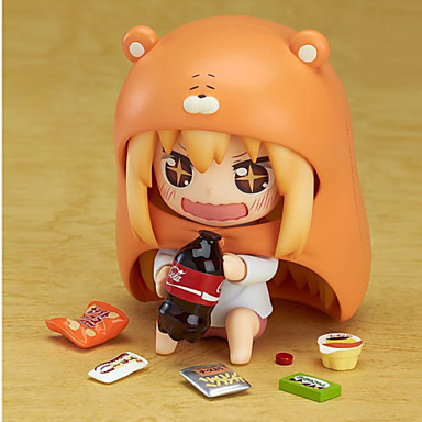 povoljno Akcijske figurice-Anime Akcijske figure Inspirirana Himouto Cosplay PVC 10 cm CM Model Igračke Doll igračkama Dječaci Djevojčice