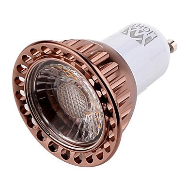 9W GU10 LED Spot Lampen MR16 1 COB 850 lm Warmes Weiß / Kühles Weiß Dekorativ AC 85-265 V 1 Stück