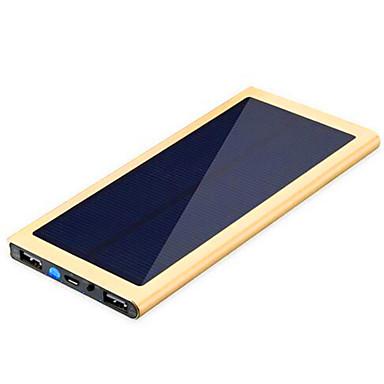 Für Externe Batterie der Energie-Bank 5 V Für 1 A / 2.1 A / # Für Akku-Ladegerät Multi – Ausgabe / Solarlade / Super Schmal LED