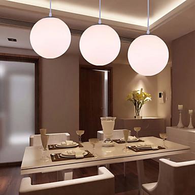 Riipus valot ,  Moderni Muut Ominaisuus for Minityyli Lasi Living Room Ruokailuhuone Kitchen