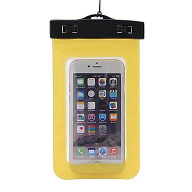 Suhi Kutije Suhe vreće Mobitel Vodootporno Ronjenje PVC žuta Zelena Plava Ljubičasta Crna