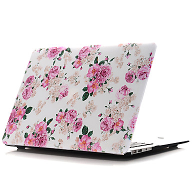 MacBook Etui Blomsternål i krystall Plast til MacBook Air 13