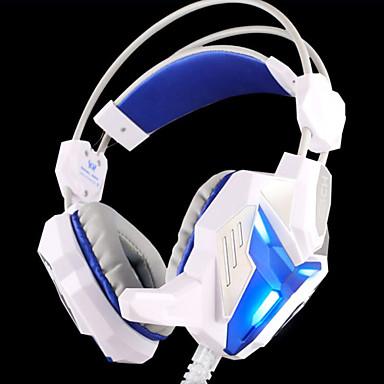 3.5mm ožičen slušalice (trake za glavu) za računala