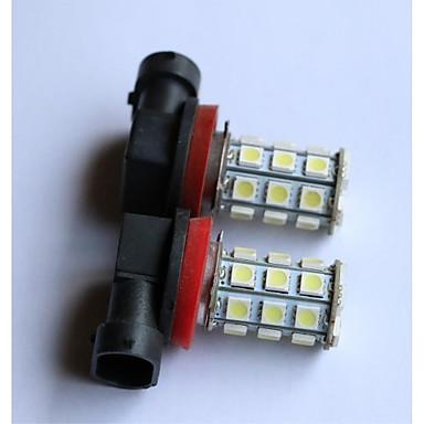H8 / 9006 / 9005 Autó Izzók 2.5W SMD LED / SMD 5050 200lm 2 Ködlámpa