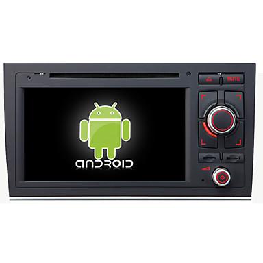 7 polegada 2 Din Android 4.4 In Dash-DVD Sem fio Integrado / satélite / RDS para BMW Apoio, suporte / Controle no Volante / 3G (WCDMA)