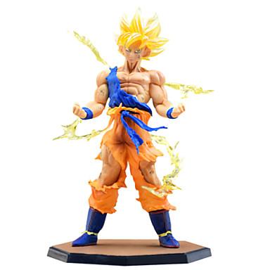 Figuras de Ação Anime Inspirado por Dragon ball Son Goku 22 CM modelo Brinquedos Boneca de Brinquedo