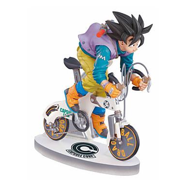 Anime Toimintahahmot Innoittamana Dragon Ball Cosplay PVC 9 CM Malli lelut Doll Toy
