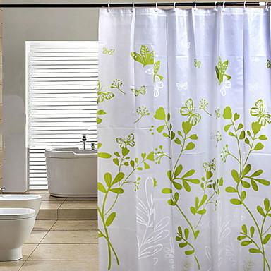 Cortinas de Banheiro-Barroco- EMPoli / algodão-200x180cm