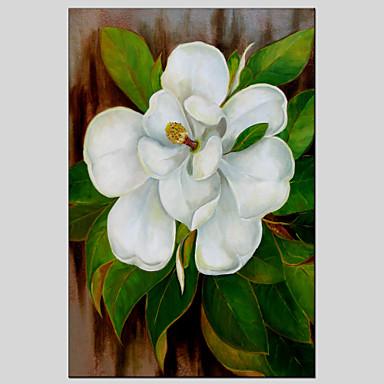 cvijet stil slike platnu Materijal ulje s produženom okvira spremni objesiti veličine oko 60 * 90cm