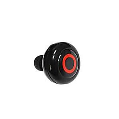 Cwxuan Bezdrátová Sluchátka Dynamický Plastický Řízení Sluchátko Mini s mikrofonem Sluchátka