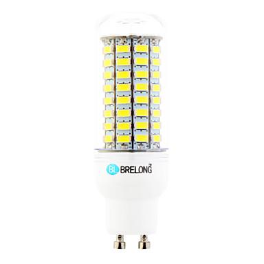6W 550lm GU10 LED Mais-Birnen T 89 LED-Perlen SMD 5730 Warmes Weiß Kühles Weiß 220-240V
