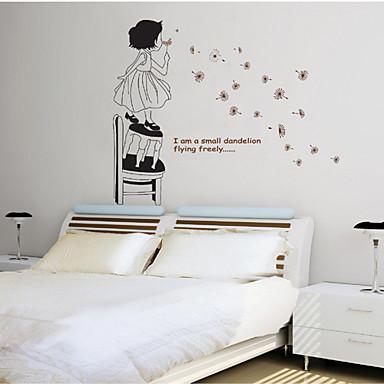 Dekorative Wand Sticker - 3D Wand Sticker Tiere Wohnzimmer Schlafzimmer Badezimmer Küche Esszimmer Studierzimmer / Büro Jungen Zimmer