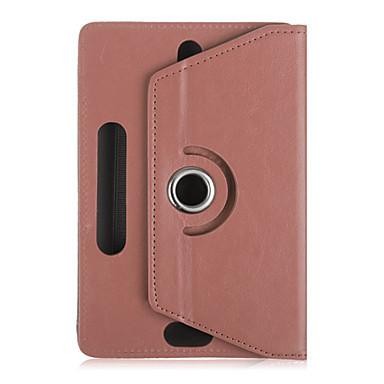 Etui Til Heldekkende etui Tablet Cases Helfarge Hard PU Leather til