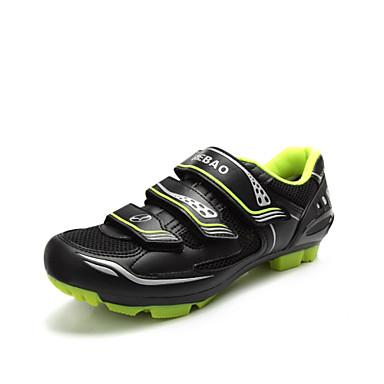 Tiebao® נעליים לאופני הרים נעלים לרכיבת אופניים בגדי ריקוד גברים נגד החלקה ריפוד אוורור פגיעה עמיד למים נושם עמיד בפני שחיקה אופני הרים