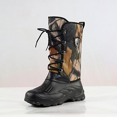 נעלי השלג גבוהות נעליים זר החדש ציד סחר מגפיים לדיג עמידים למים