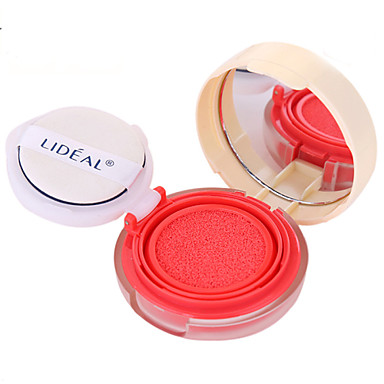 1 블러쉬 젖은 / 희미하게 반짝이는 / 광물 가루 색깔있는 글로스 / 지속 시간 / 컨실러 얼굴 멀티색상 Zhejiang LIDEAL
