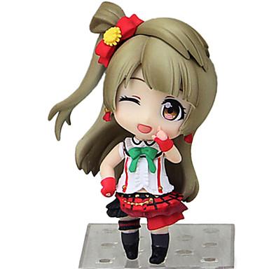 Anime Akcijske figure Inspirirana Ljubav uživo Cosplay PVC 10 CM Model Igračke Doll igračkama