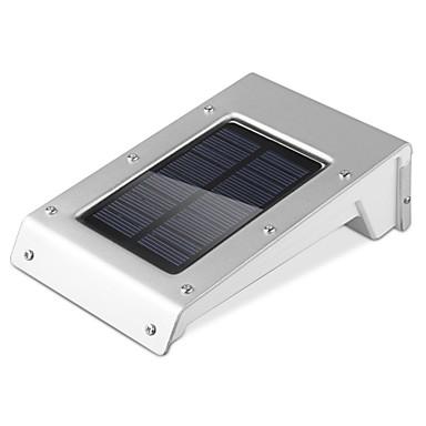1 stk Dekorations Lys / LED Solcellebelysning Soldrevet / Batteri Sensor / Oppladbar / Vanntett