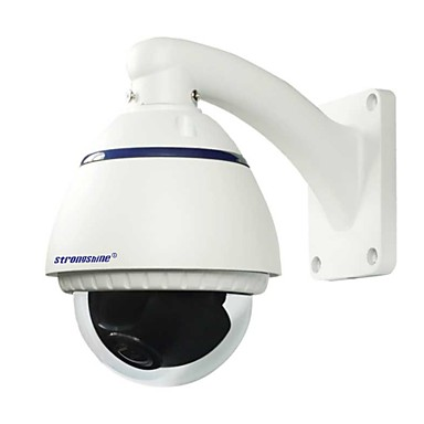 STRONGSHINE 2.0 MP Outdoor with IR-suodatin Premium Motion Detection PoE Dual Stream Remote Access Vedenkestävä Plug and play) IP Camera