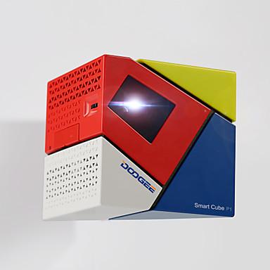 DOOGEE P1 DLP Miniprojektori FWVGA (854x480) 70 Lumens LED 16:9