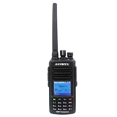 anysecu dm690 IP67 vedenpitävä kädessä pidettävät dmr digitaalinen radiopuhelintoiminto uhf400-480mhz yhteensopiva MOTOTRBO 1000ch CTCSS