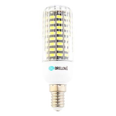 6W E14 LED-maissilamput T 80 ledit SMD Lämmin valkoinen Kylmä valkoinen 500-600lm 6000-6500;3000-3500K AC 220-240V
