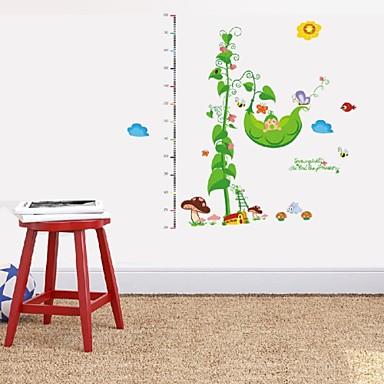 애니멀 / 카툰 / 로맨스 / 정물화 / 패션 / 휴일 / 모양 / 빈티지 / 사람들 / 판타지 / 레져 벽 스티커 3D 월 스티커,PVC 60*90cm