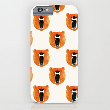 Varten iPhone 6 kotelo / iPhone 6 Plus kotelo Kuvio Etui Takakuori Etui Laattakuvio Kova PC iPhone 6s Plus/6 Plus / iPhone 6s/6