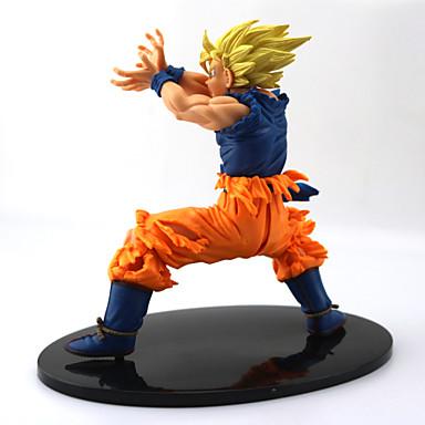povoljno Akcijske figurice-Anime Akcijske figure Inspirirana Dragon Ball Cosplay PVC 18 cm CM Model Igračke Doll igračkama