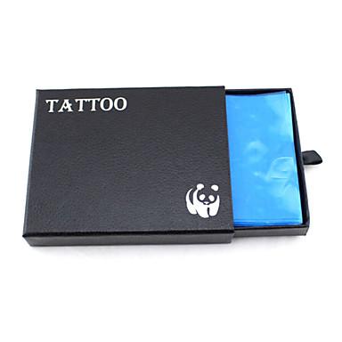 Tattoo Zubehör 200pcs Tattoo Maschine Taschen Tattoo Zubehör Werkzeuge