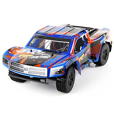 Carro com CR WL Toys L979 2.4G Truggy Off Road Car Alta Velocidade 4WD Drift Car Carroça SUV Carro de Corrida 1:12 Electrico Não Escovado