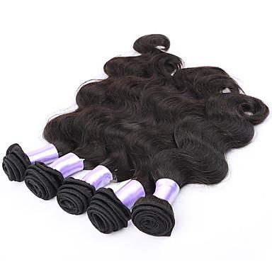 Brasilianisches Haar Große Wellen Menschliches Haar Webarten 3 Stück 0.3