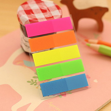 Self-Stick Notes-Paper-Cute