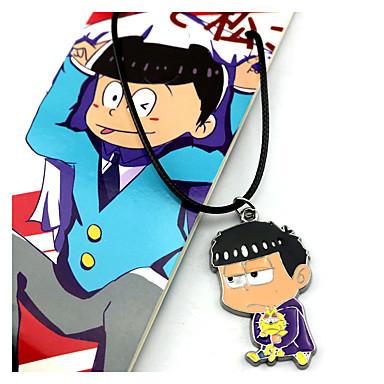 Schmuck Inspiriert von Cosplay Cosplay Anime Cosplay Accessoires Halsketten Aleación Herrn / Damen neu