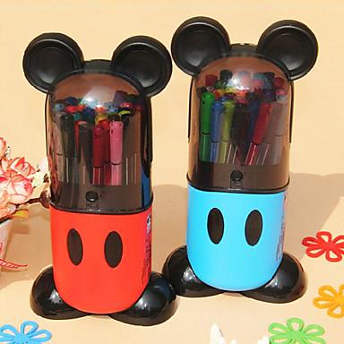 Nuttet-Plastikk-Akvarell penner
