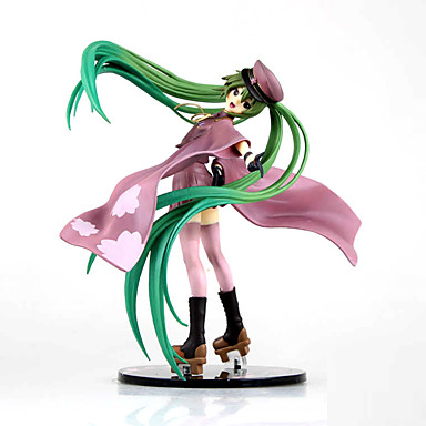 Kantai Collection Hatsune Miku PVC 20CM Anime Action Figurer Modell Leker Doll Toy