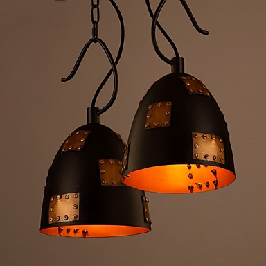 Anheng Lys ,  Vintage Maleri Trekk for LED designere Metall Stue Soverom Spisestue Kjøkken Leserom/Kontor Barnerom Spillerom Garasje