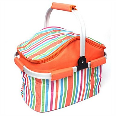 OEM Oxford / PVC picnic Bag naranja / Rose / amarillo Einzeln camping, outdoor adventures, sporting events