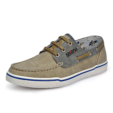 serene men's shoes outdoor / casual canvas fashion