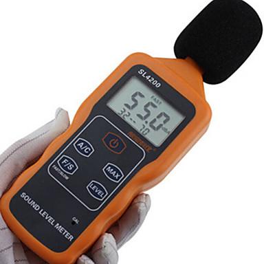 Sampo sl4200 Orange für Schallpegelmesser