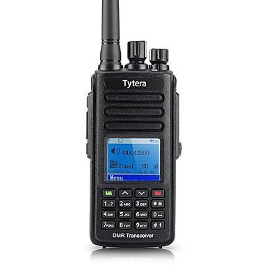 Tragbar digitalFM Radio Notruf PC-Software programmierbar Stromsparfunktion Sprachansage VOX Rücklicht Verschlüsselung