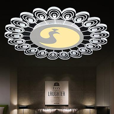 Unterputz Raumbeleuchtung - LED, Modern / Zeitgenössisch, 110-120V 220-240V, Wärm Weiß Weiß, Inklusive Glühbirne