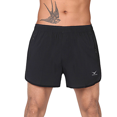 Herrn Laufschuhe Rasche Trocknung Atmungsaktiv Shorts/Laufshorts Unten Übung & Fitness Rennsport Laufen M L XL XXL