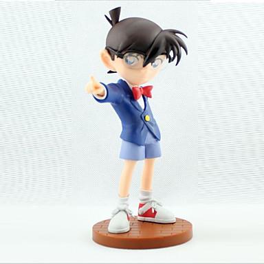 Anime Action-Figuren Inspiriert von Detektiv Conan Conan Edogawa PVC 20 CM Modell Spielzeug Puppe Spielzeug