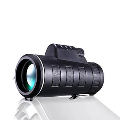 8X40 mm Félszemű High Definition Katonai Spektívet Night vision Fogproof Általános Hordozó tok Tető Prism Vadászat Madárfigyelő Katonai