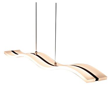 Lightinthebox linear pendant light downlight led 90 240v warm white white