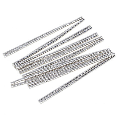500 pcs 18*3 mm Magnetiske puslespil Byggeklodser / Puslespil Cube / Neodymmagnet Magnet Magnetisk Voksne Gave