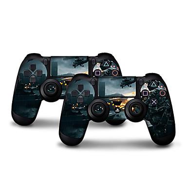 Tarra Käyttötarkoitus PS4 ,  Tarra PVC 1 pcs yksikkö