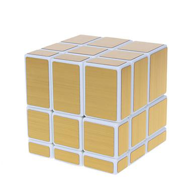 Rubikin kuutio Alien Mirror Cube Tasainen nopeus Cube Rubikin kuutio Puzzle Cube Professional Level Nopeus Peili Neliö Uusi vuosi Lasten