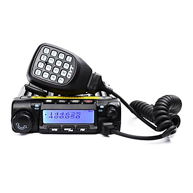 QYT KT-UV980 Talkie-Walkie VHF 60W UHF 40W car radio , no battery 400 - 470 MHz / 136 - 174 MHz car radio , no battery > 10 kmRadio FM /